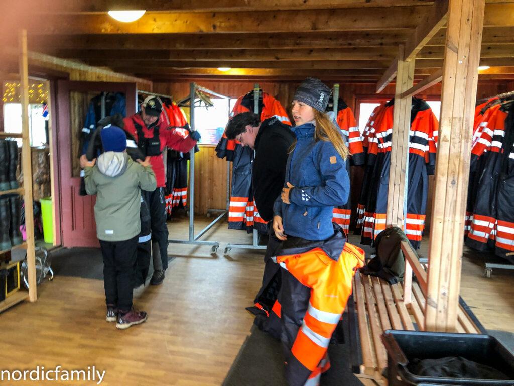 Icelandic Mountain Guides Ausrüstung