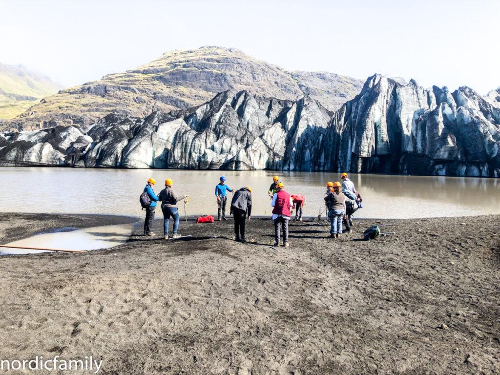 Icelandic Mountain Guides Gletscherwanderung