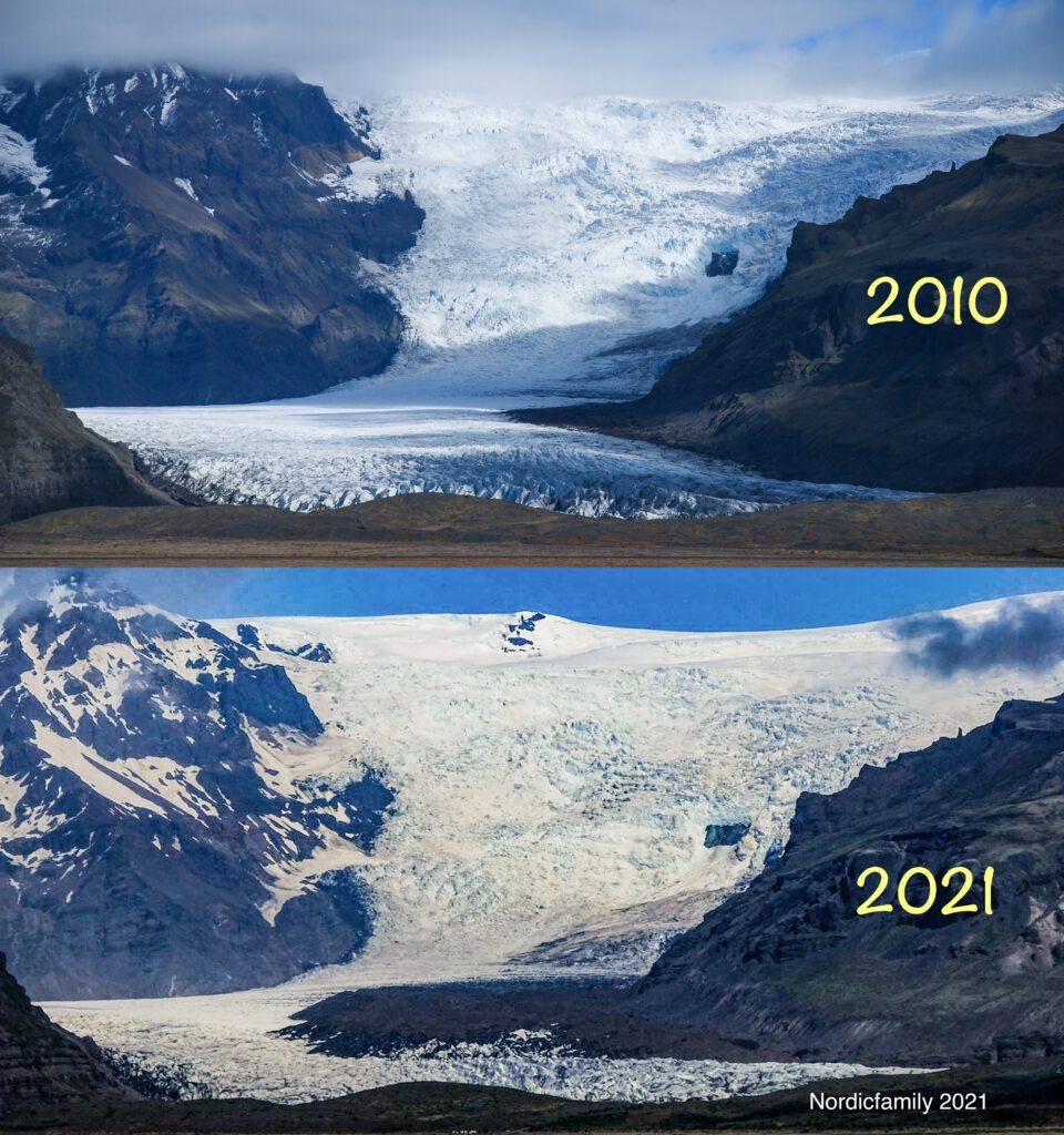 Klimawandel in Island