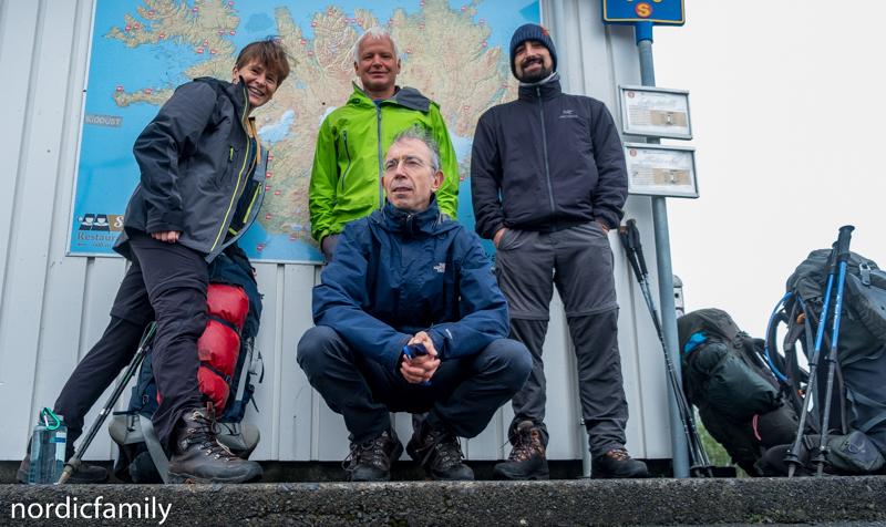 Gletscher in Island Trekking