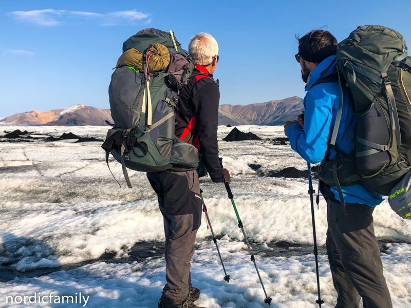 Skeidarajökull - Gletscher in Island